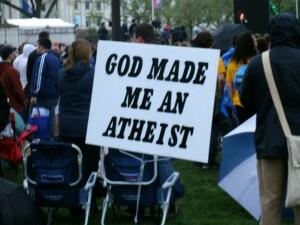 Reason Rally 2012 - God